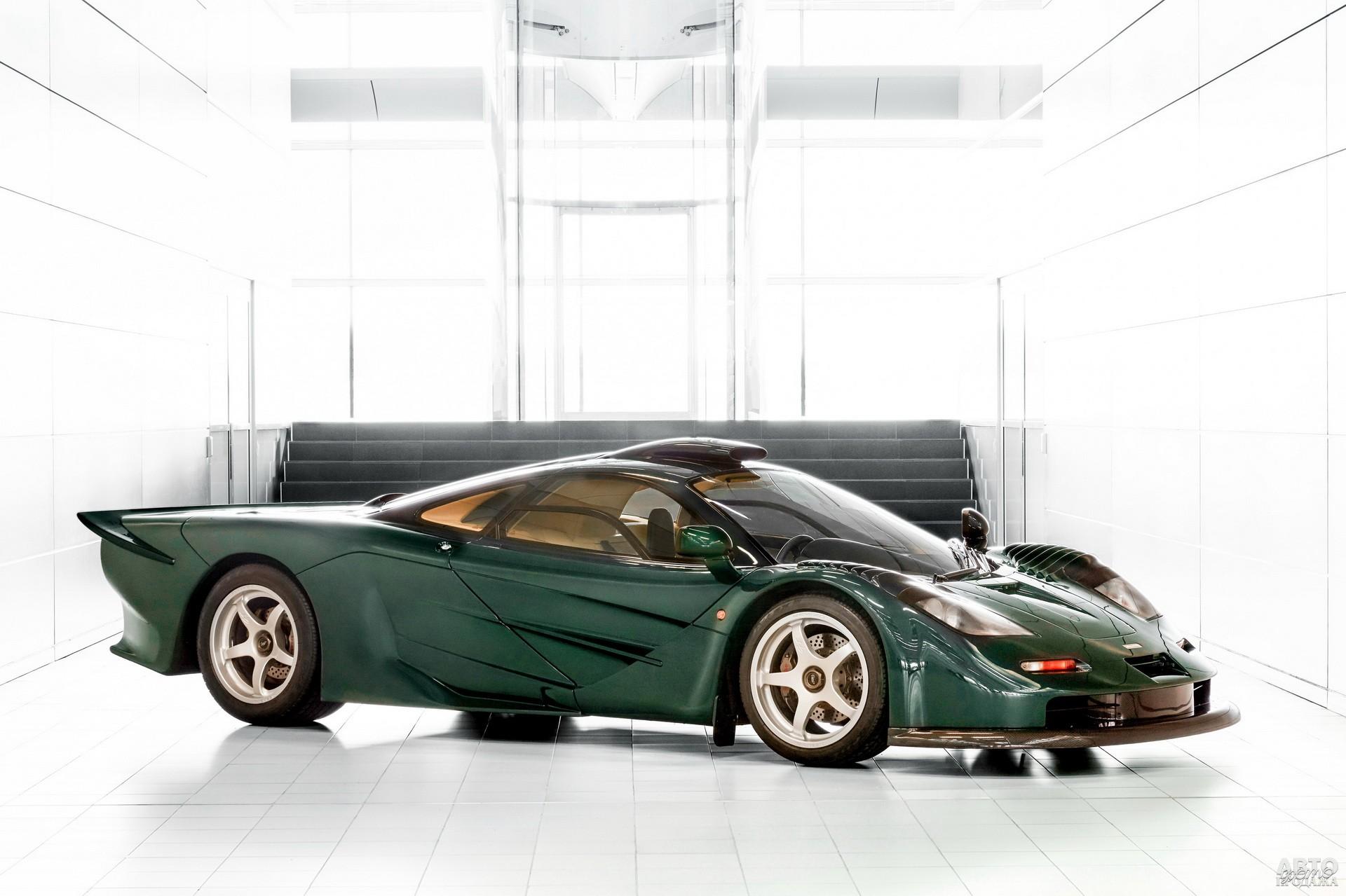 МcLaren F1 GT 1997 года