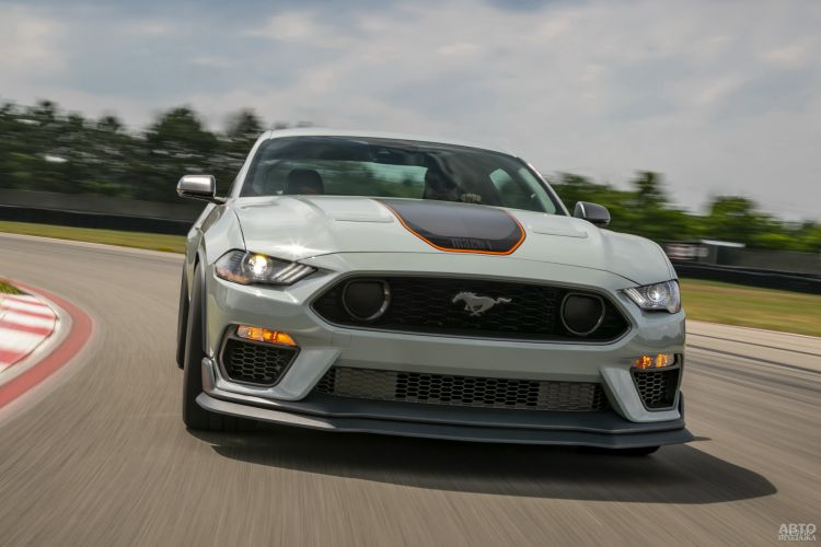 Ford Mustang Mach 1: возвращение легенды