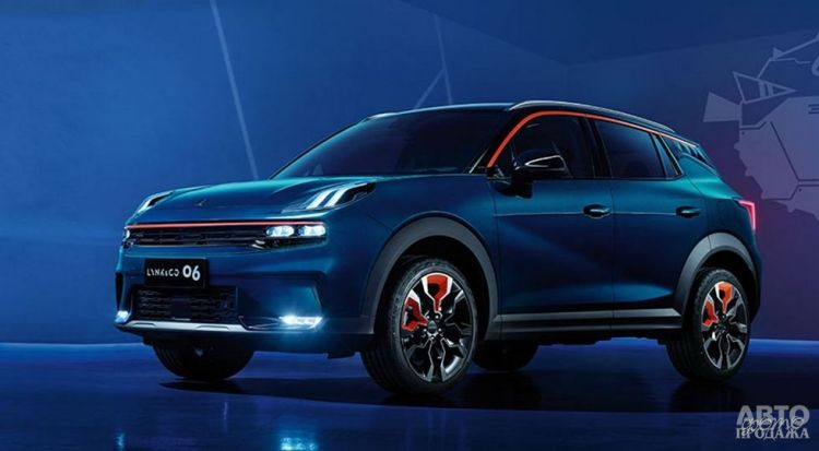 Geely и Volvo представили новую совместную модель