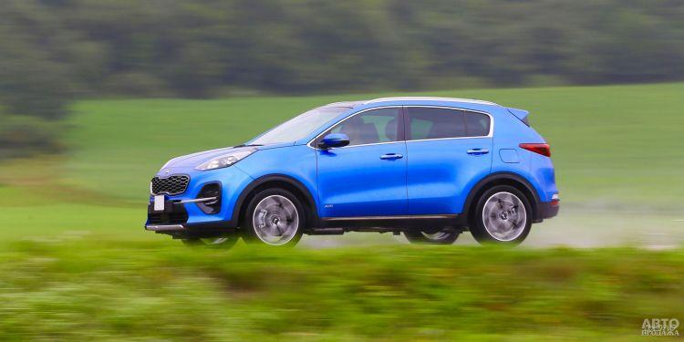 Самые популярные автомобили в Украине за 2020 год