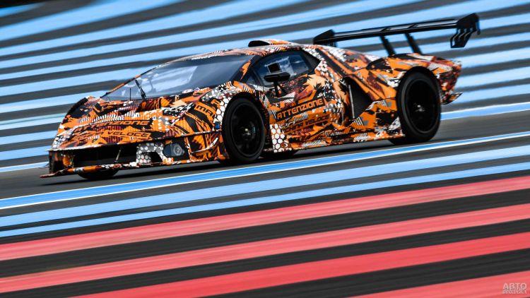 Lamborghini готовит сверхмощное купе