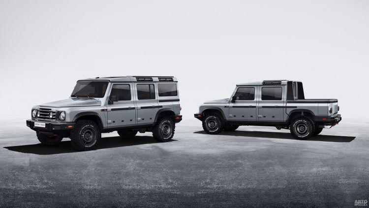 Культовый Land Rover Defender вернут в производство