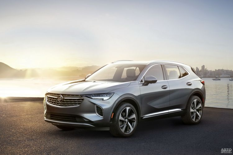 Buick Envision: смена поколений