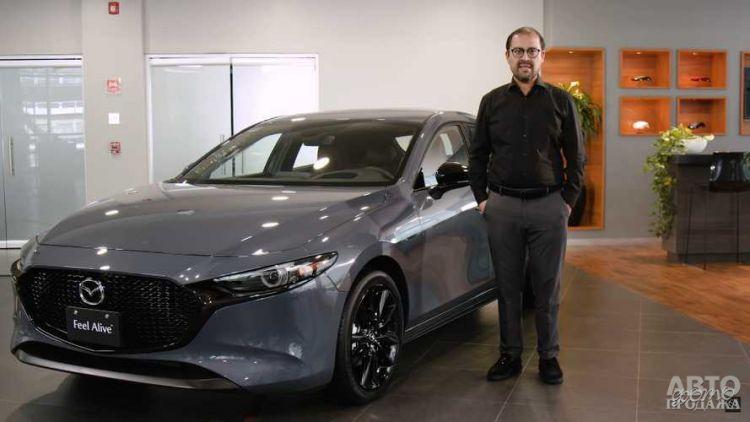 Mazda 3 получила заряженную версию