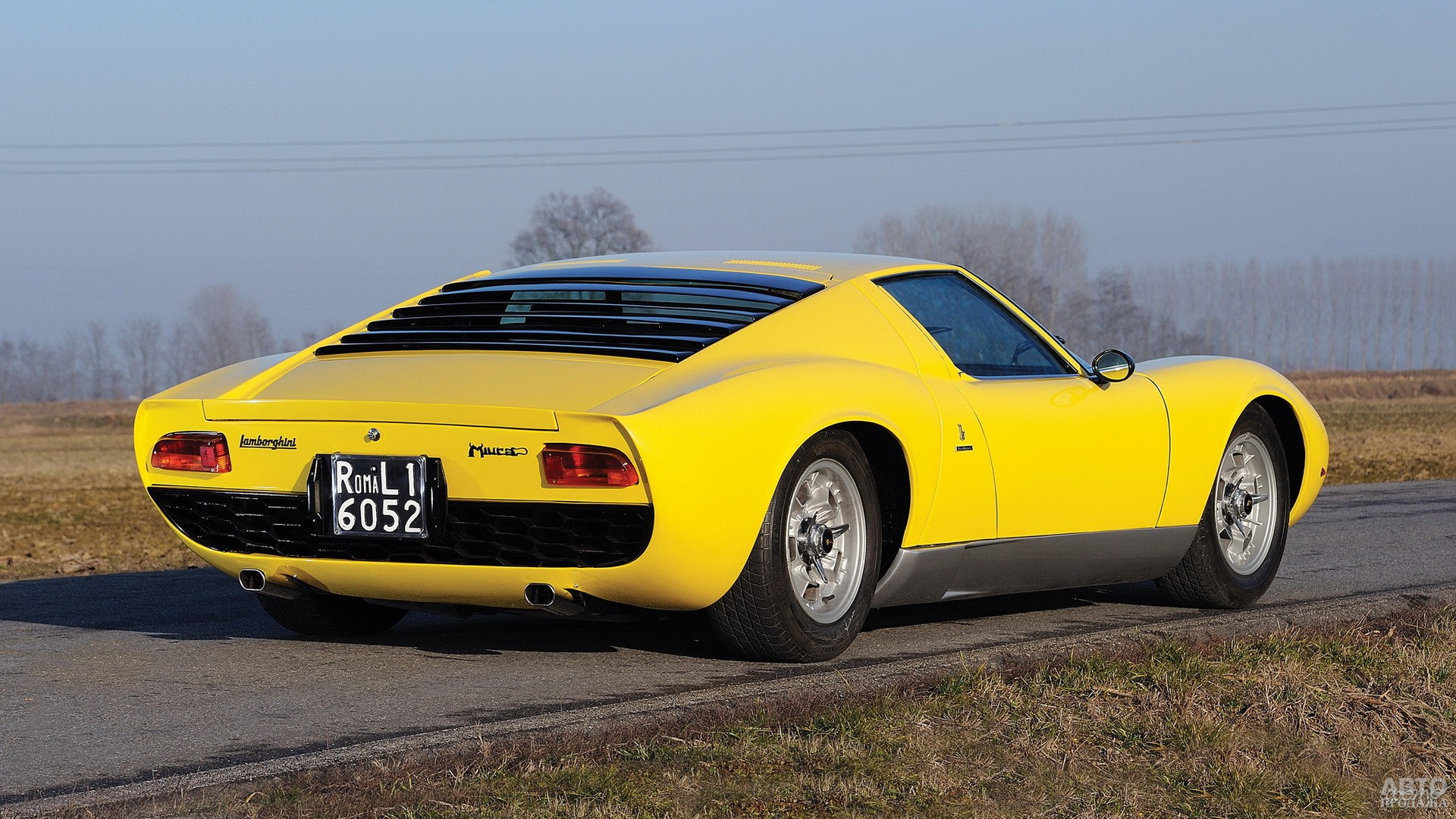 Всего за семь лет выпустили 764 автомобиля