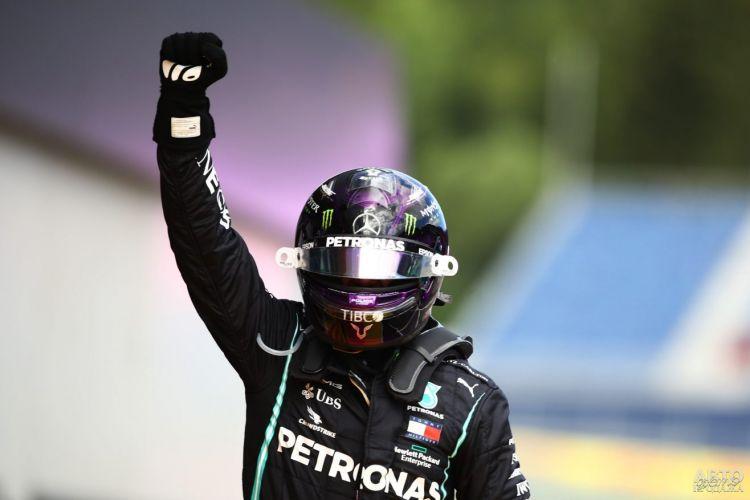 Формула-1: Хэмилтон выигрывает второй Гран-при Австрии