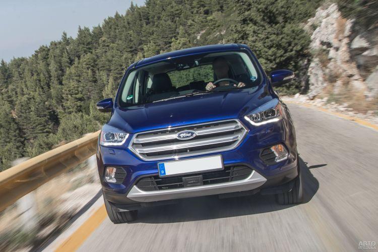 Hyundai Tucson, Ford Kuga и Volkswagen Tiguan: сравнение дизельных вседорожников