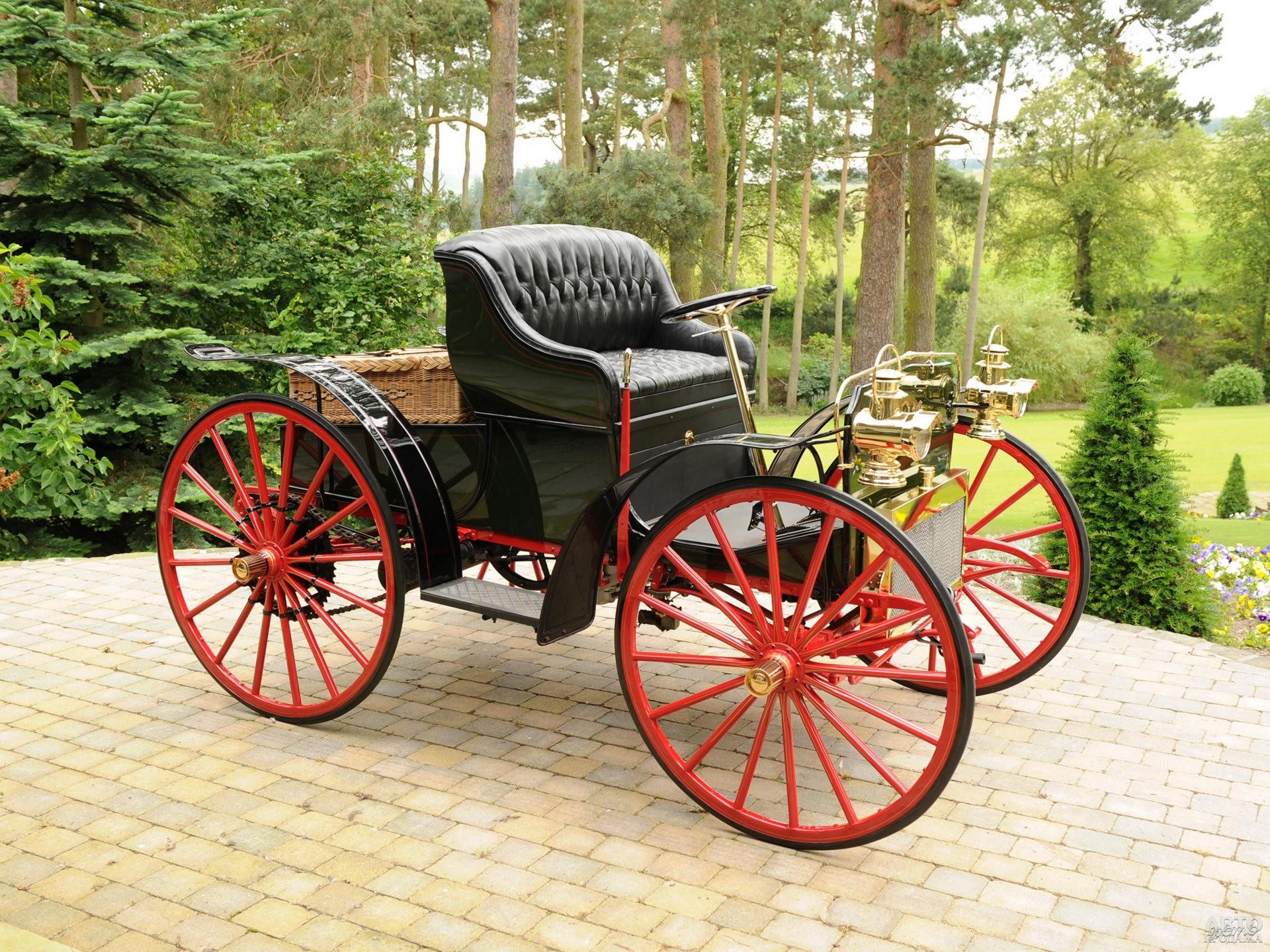 Oakland Pontiac Model E 1908 года