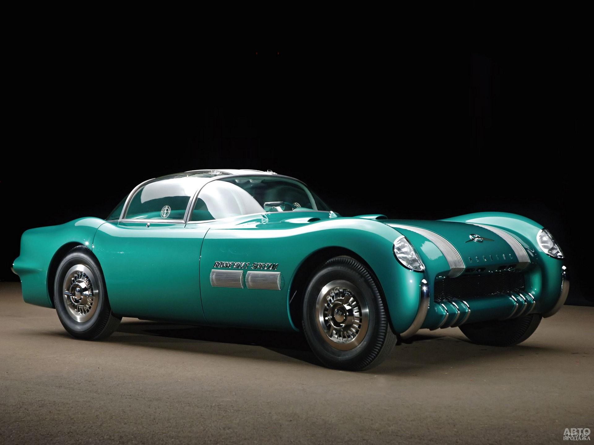 Концепт-кар Pontiac Bonneville 1954 года