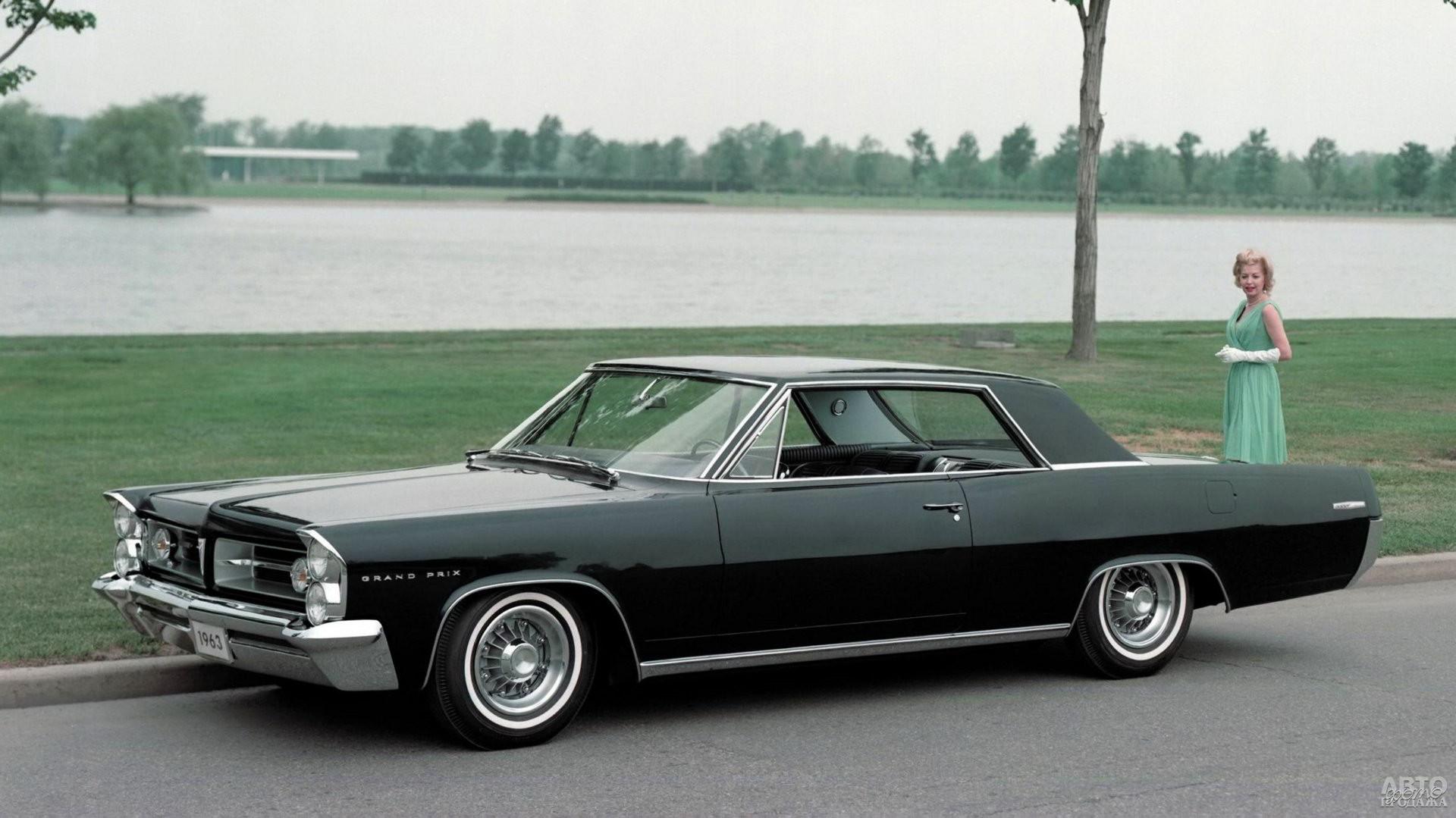 Pontiac Grand Prix 1963 года