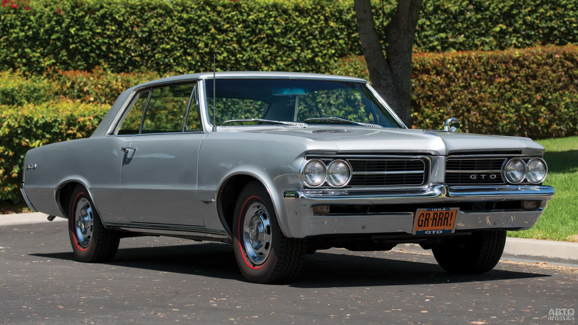 Pontiac GTO, 1964 год