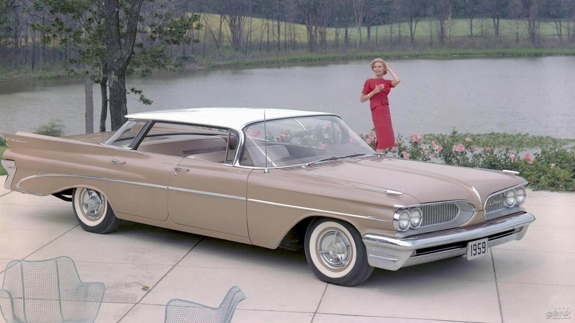 Pontiac Catalina 1959 года