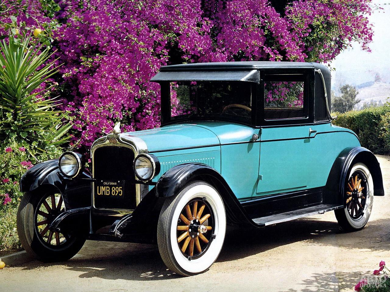Pontiac 6-27 1927 года