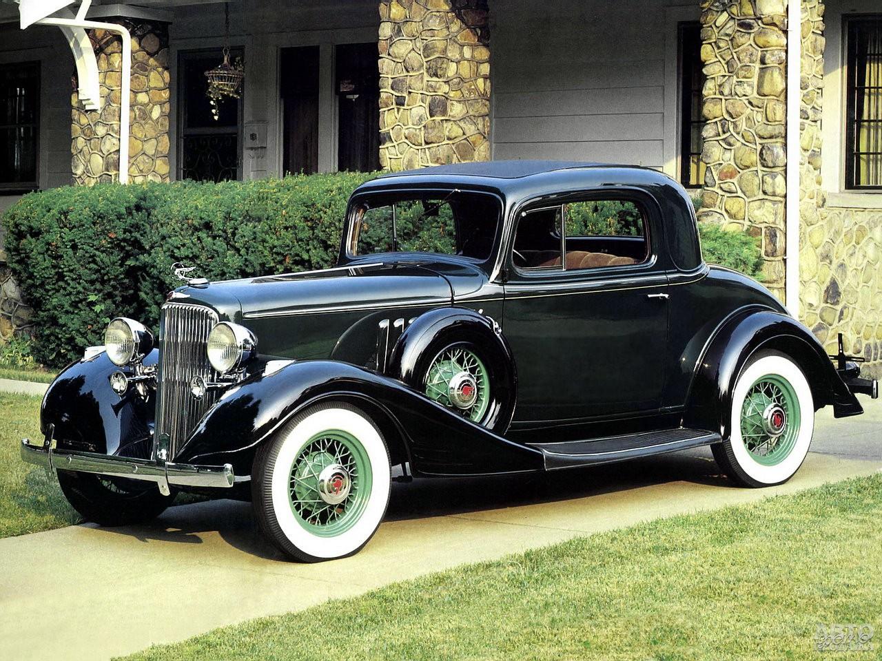 Pontiac 302 Eight 1933 года