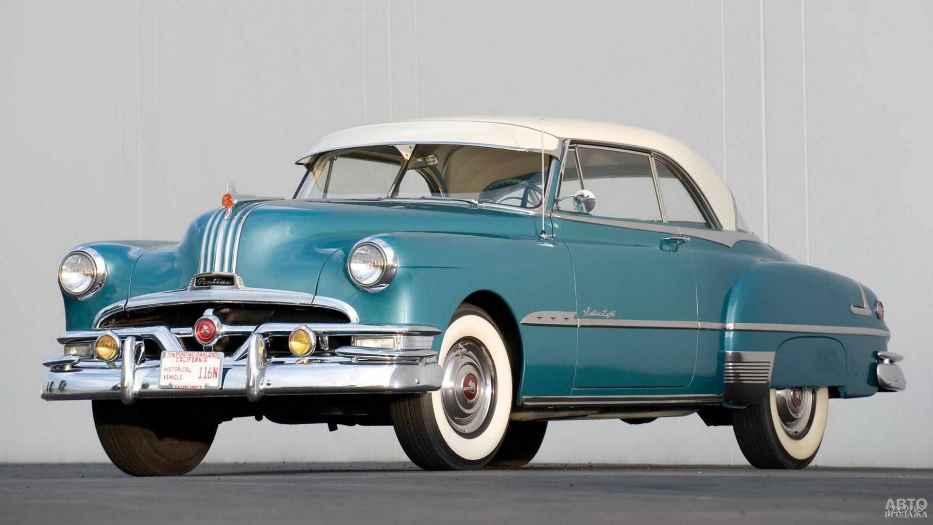 Pontiac Chieftain Catalina 1951 года