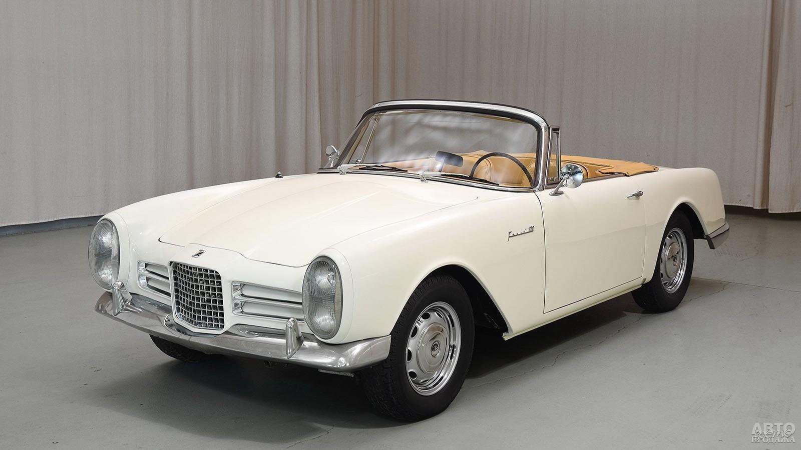 Кабриолет Facel III 1964 года