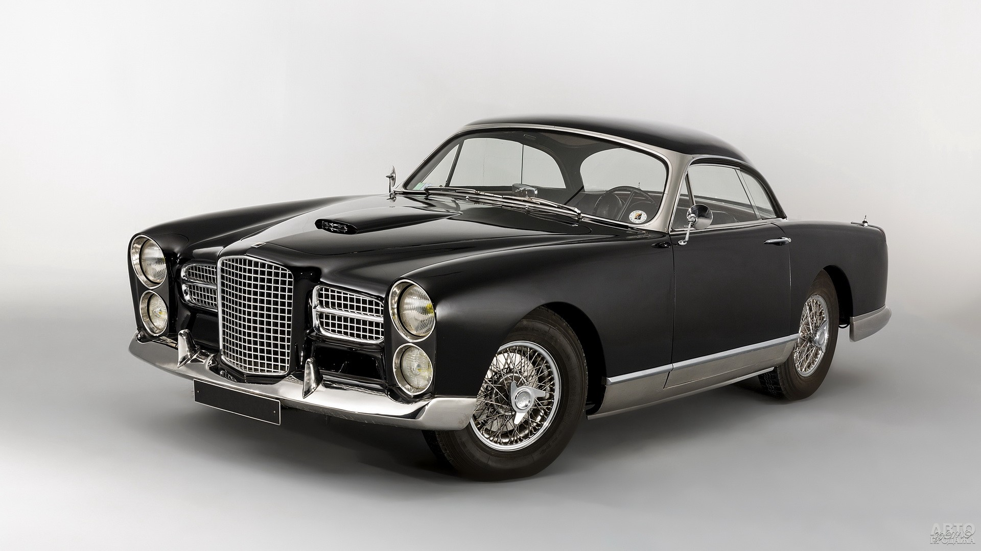 Первый Fаcel Vega FV1 1954 года