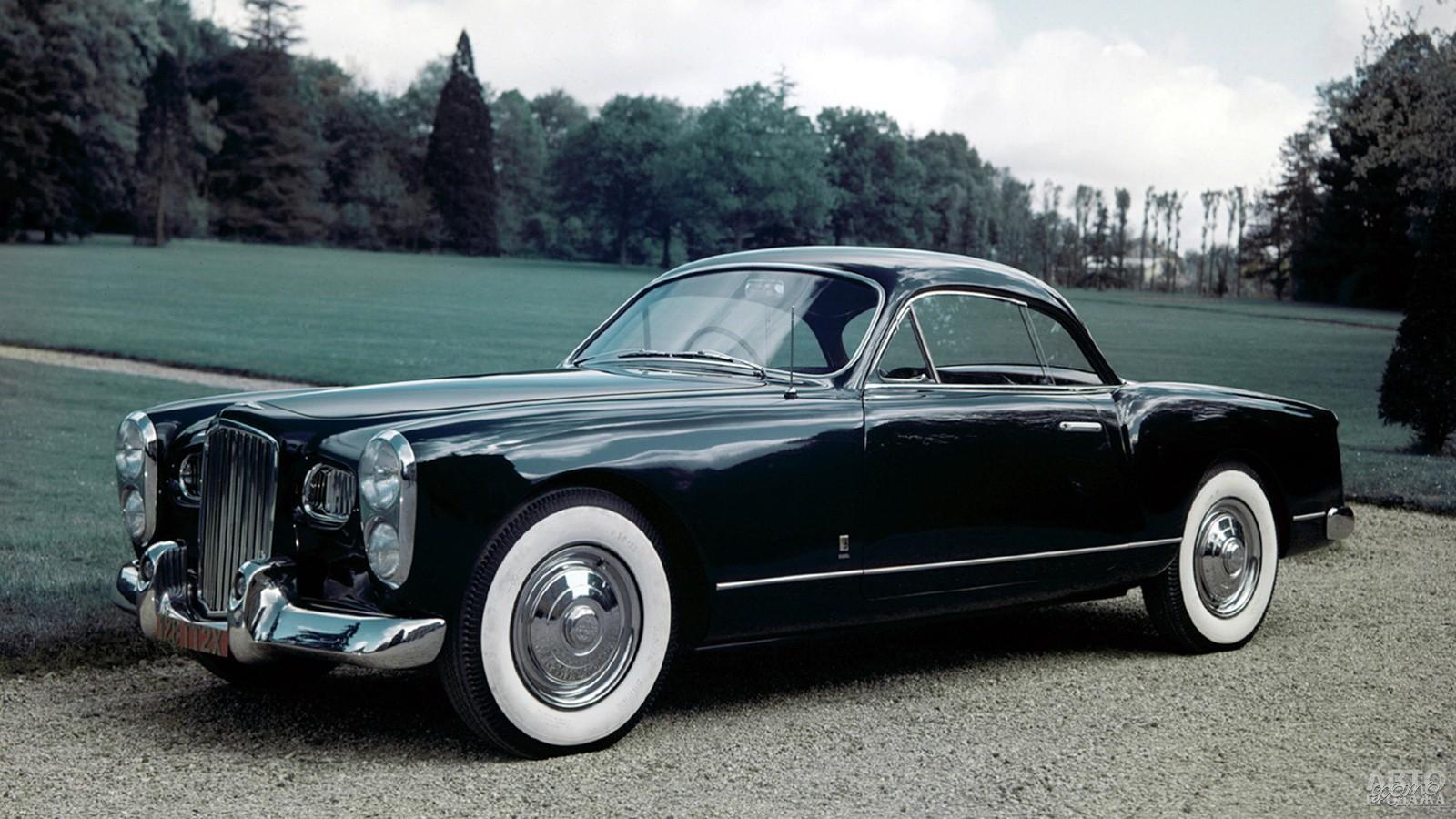 Bentley MkVI Fаcel 1951 года