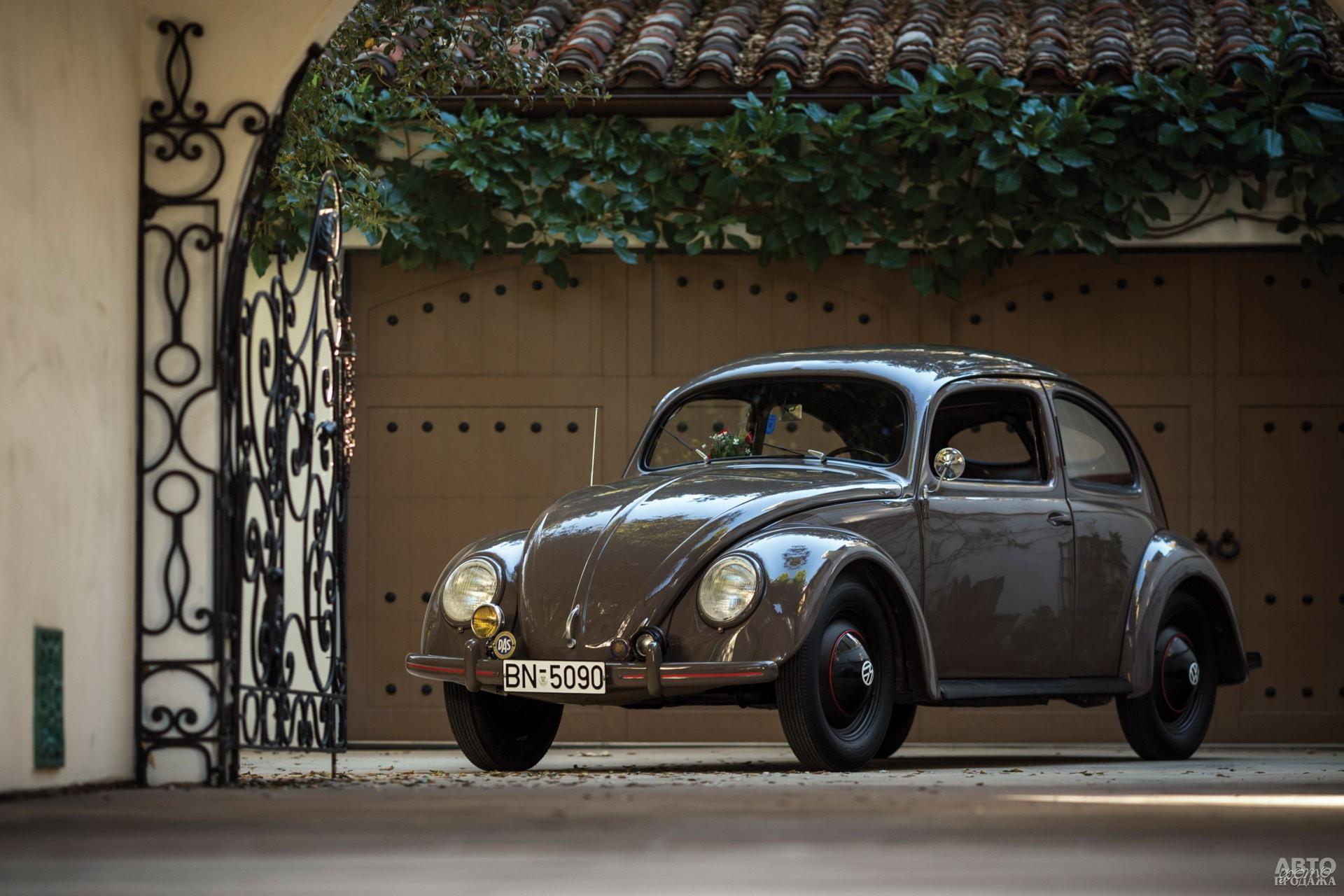 Vоlkswagen Beetle 1949 года