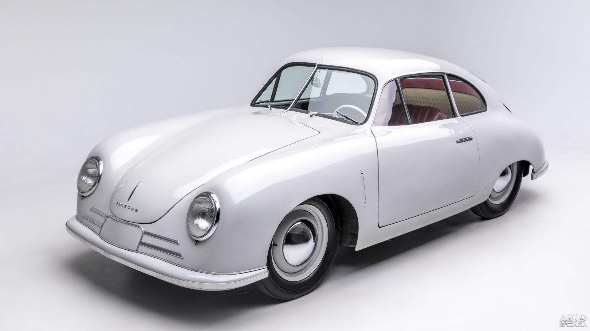 Porsche 356 построен на агрегатах Жука