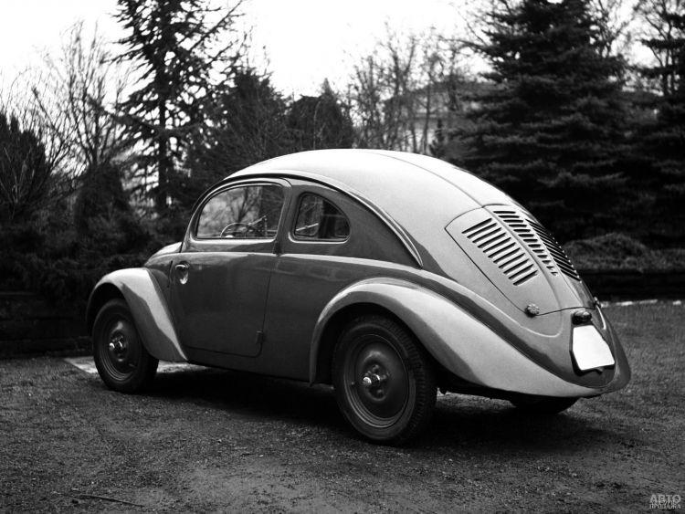 Volkswagen Beetle: народный автомобиль