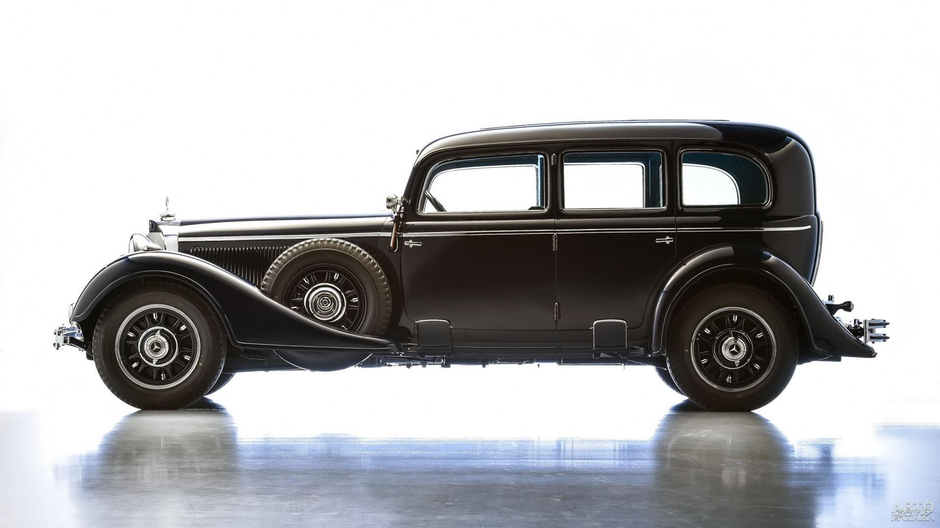 Mеrcedes-Benz 770 K 1938 года