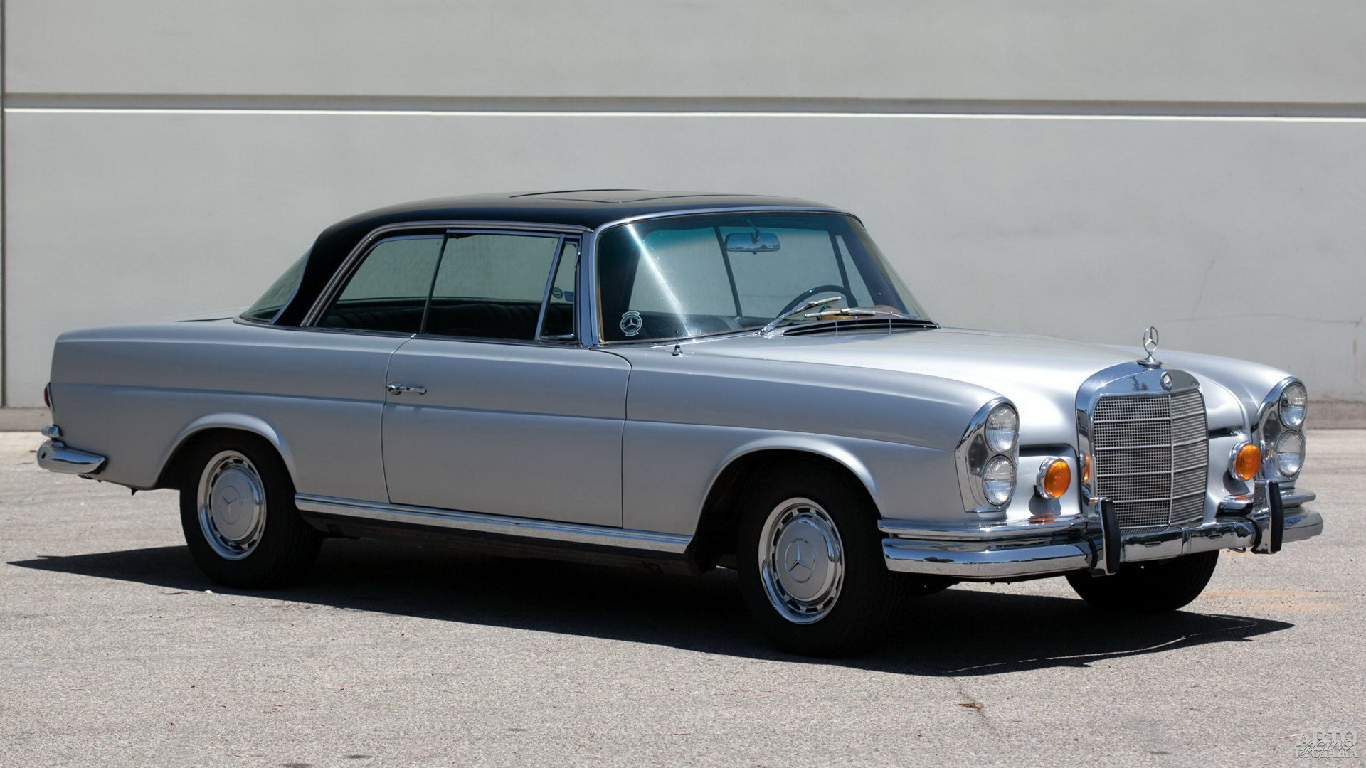 Mеrcedes-Benz 300 SE Coupe (W112) 1962 года
