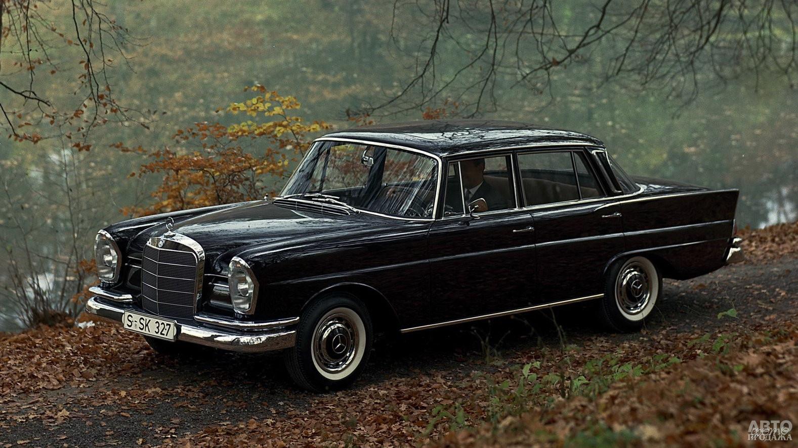 Mеrcedes-Benz 220 S (W111) 1959 года