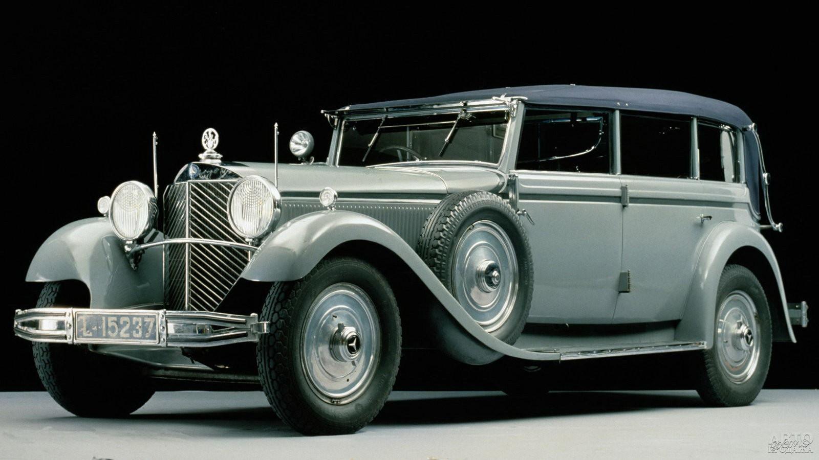 Mеrcedes-Benz 770 K 1930 года принадлежал кайзеру Германии Вильгельму II