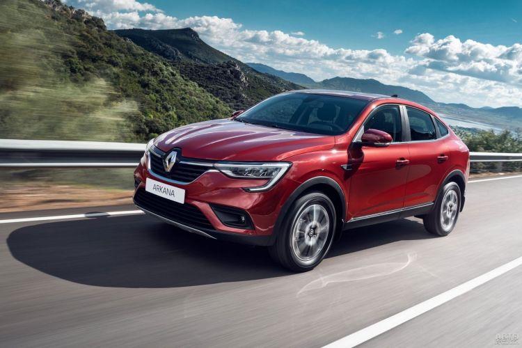 В Украине стартует производство Renault Arkana