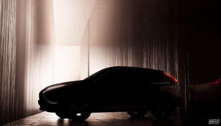 Mitsubishi Eclipse Cross обновят
