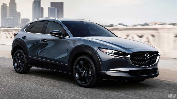 Mazda CX-30 получит заряженную версию