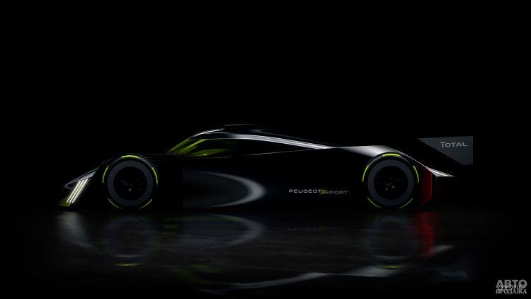Peugeot выпустит сверхмощное спорткупе