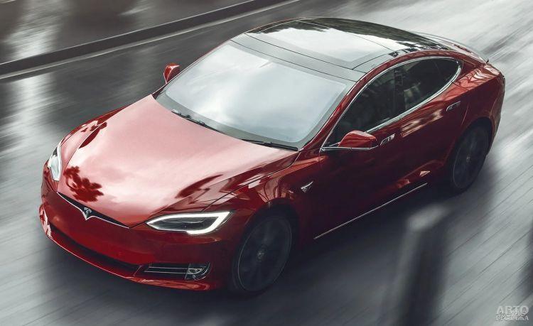 Tesla Model S получил сверхмощную версию