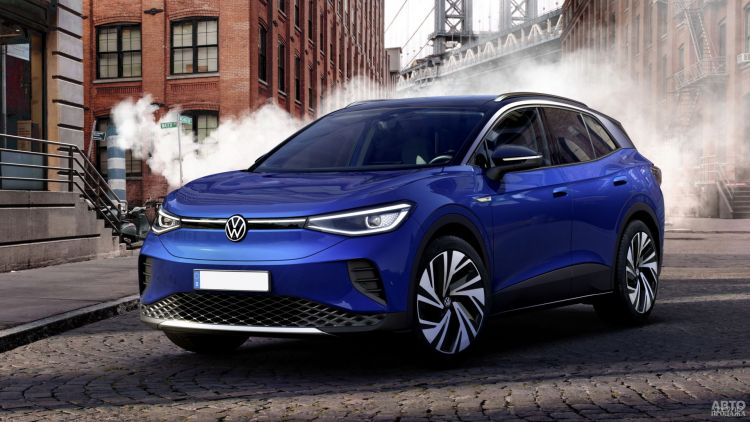 Volkswagen ID.4: пополнение в электрической линейке