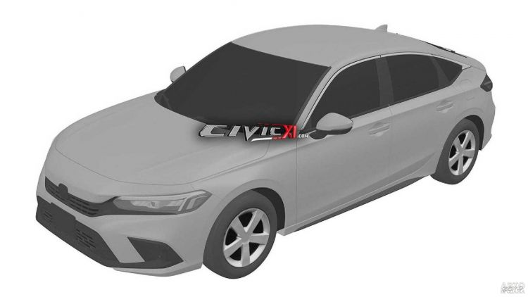 Новый Honda Civic презентуют весной