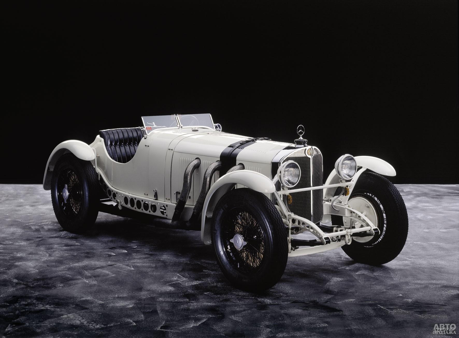 Mercedes-Benz SSKL 1930 года