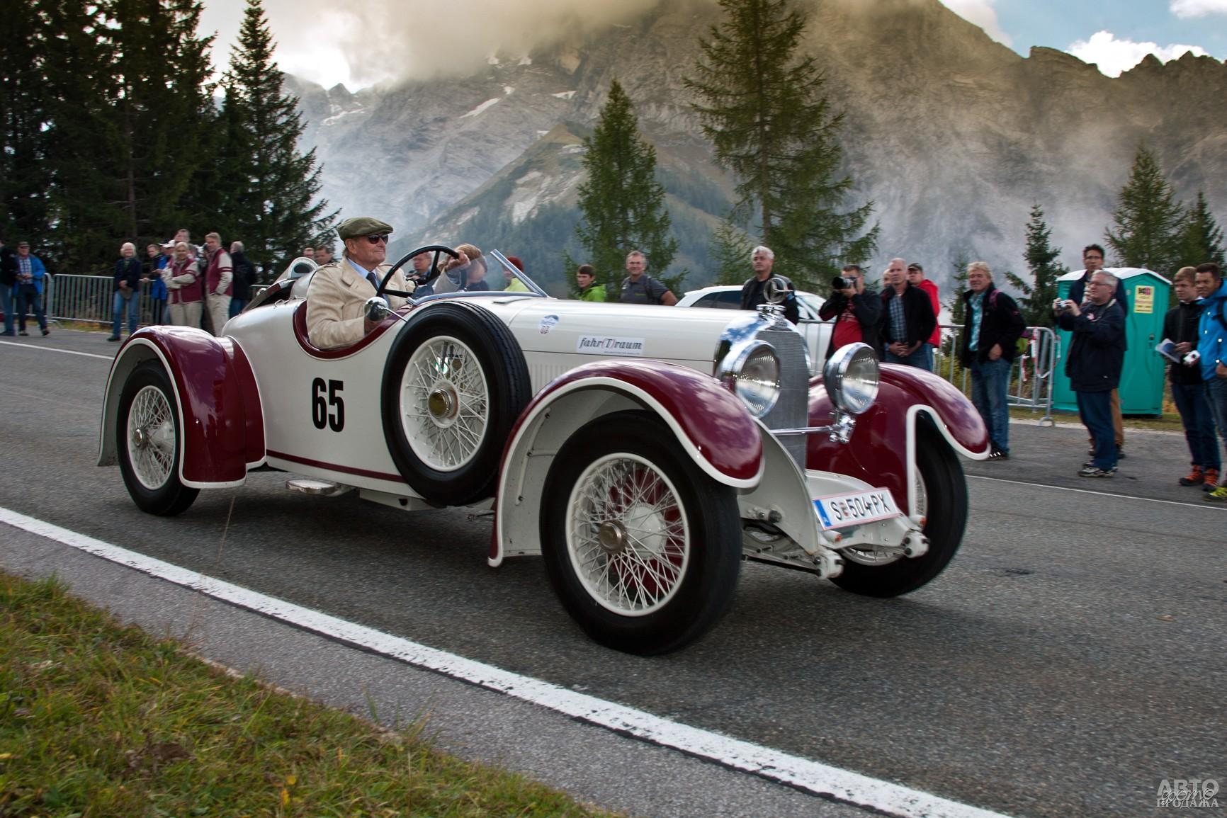 Austro-Daimler ADR6 Sport 1930 года