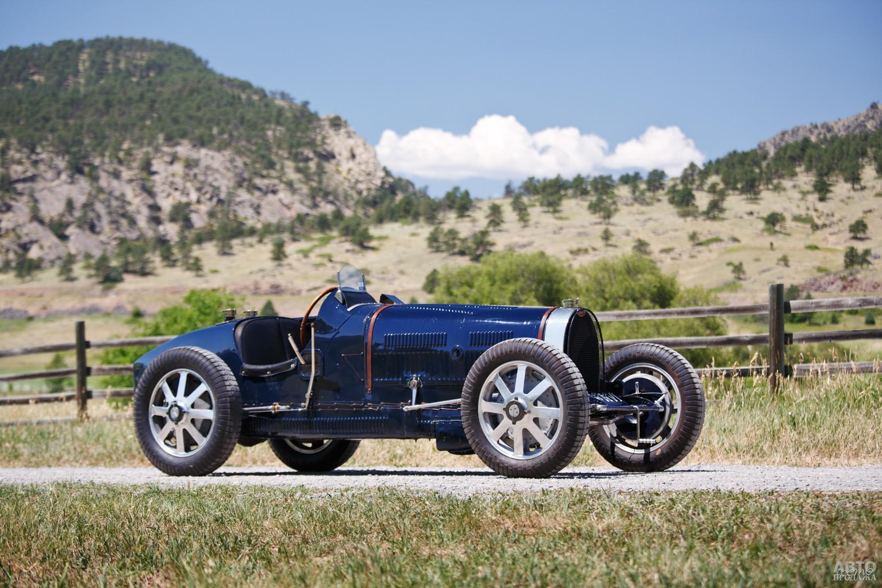 Bugatti Type 51 1931 года