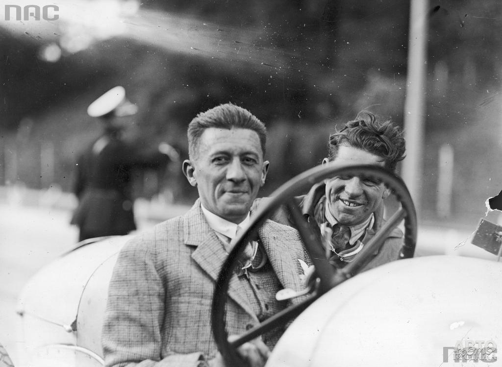 Генрик Лифельдт-первый победитель Гран-при Львова