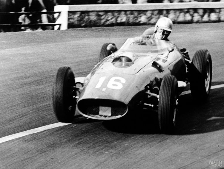 Ferrari Dino: памяти сына