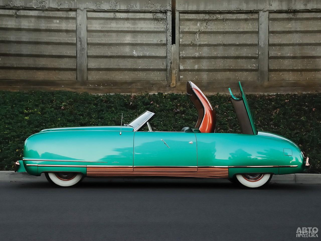 Chrysler Thunderbolt 1941 года