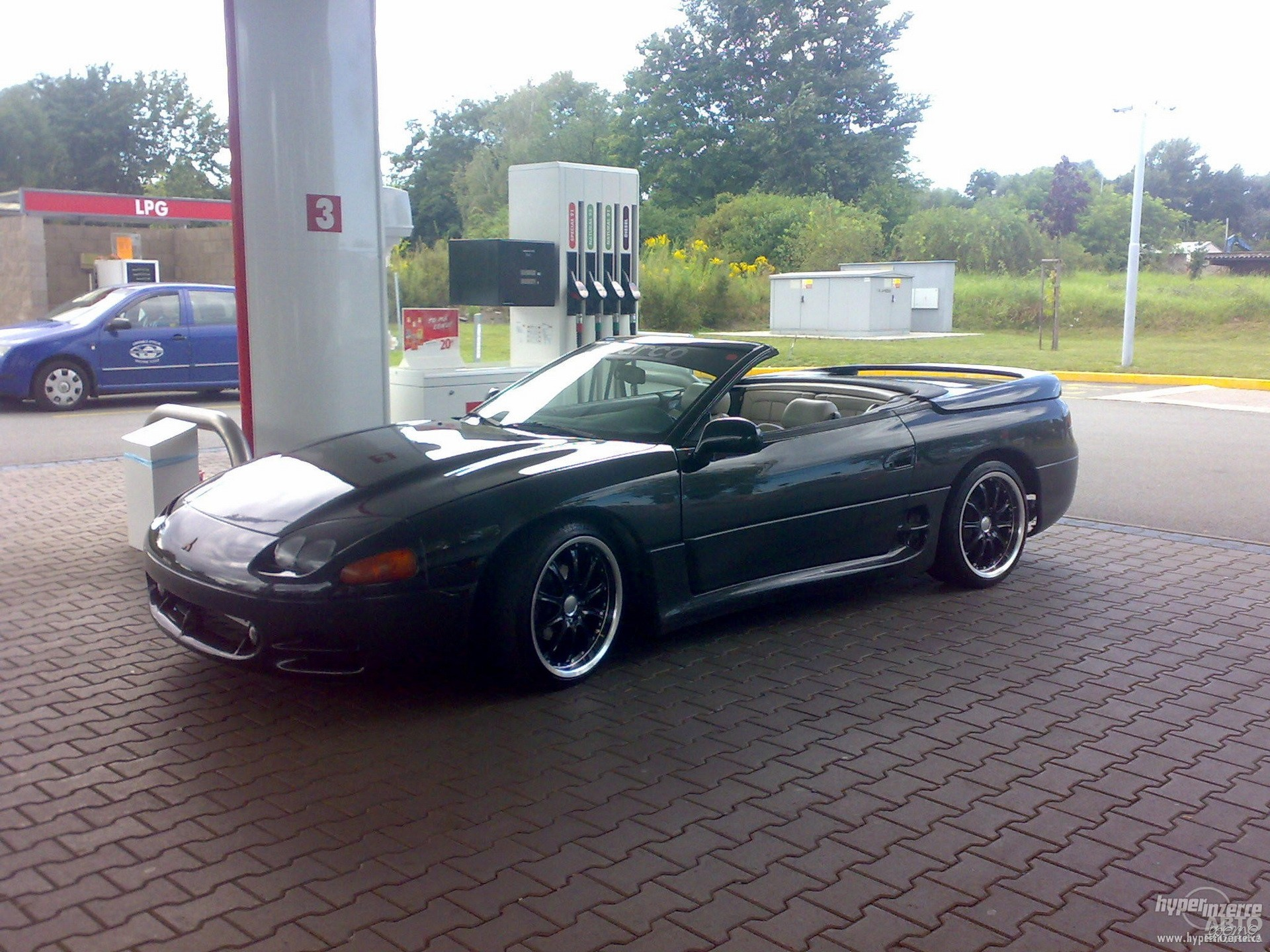 Mitsubishi 3000 GT Spyder 1995 года