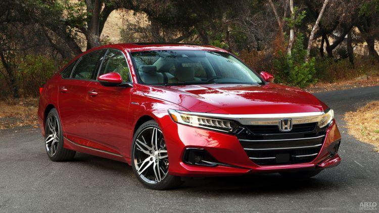 Honda Accord: освежение