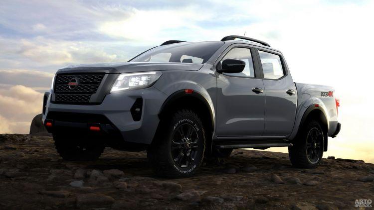 Nissan Navara: основательная модернизация