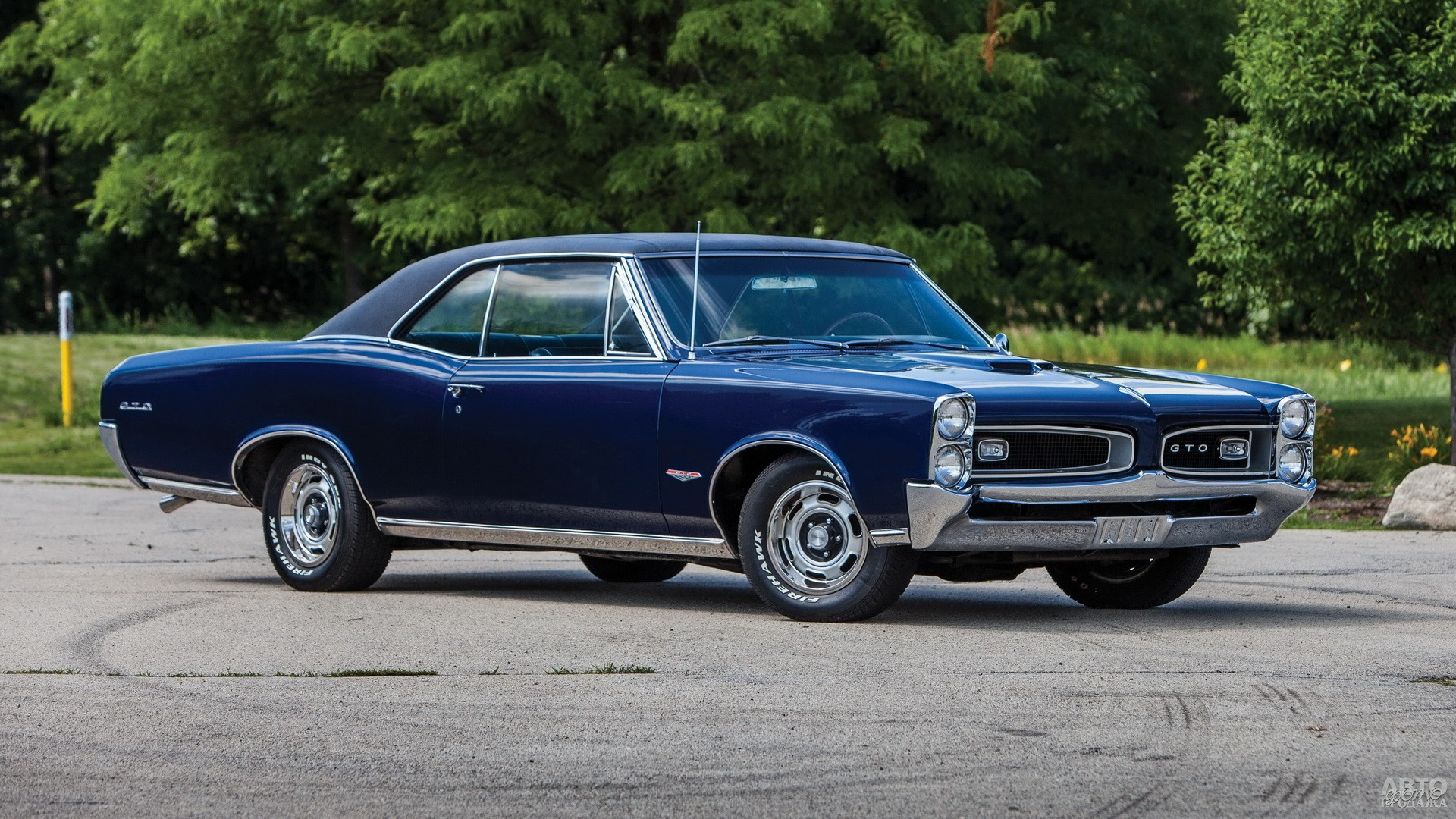 Pontiac GTO 1966 года