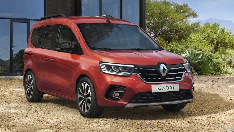 Рассекречен новый Renault Kangoo