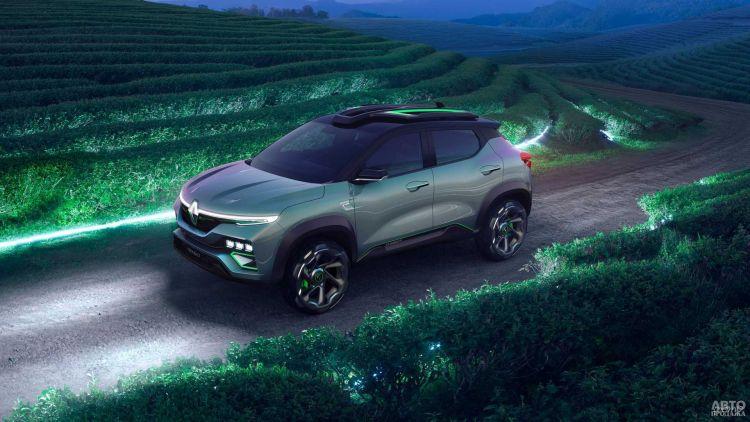 Renault готовит недорогой компактный вседорожник
