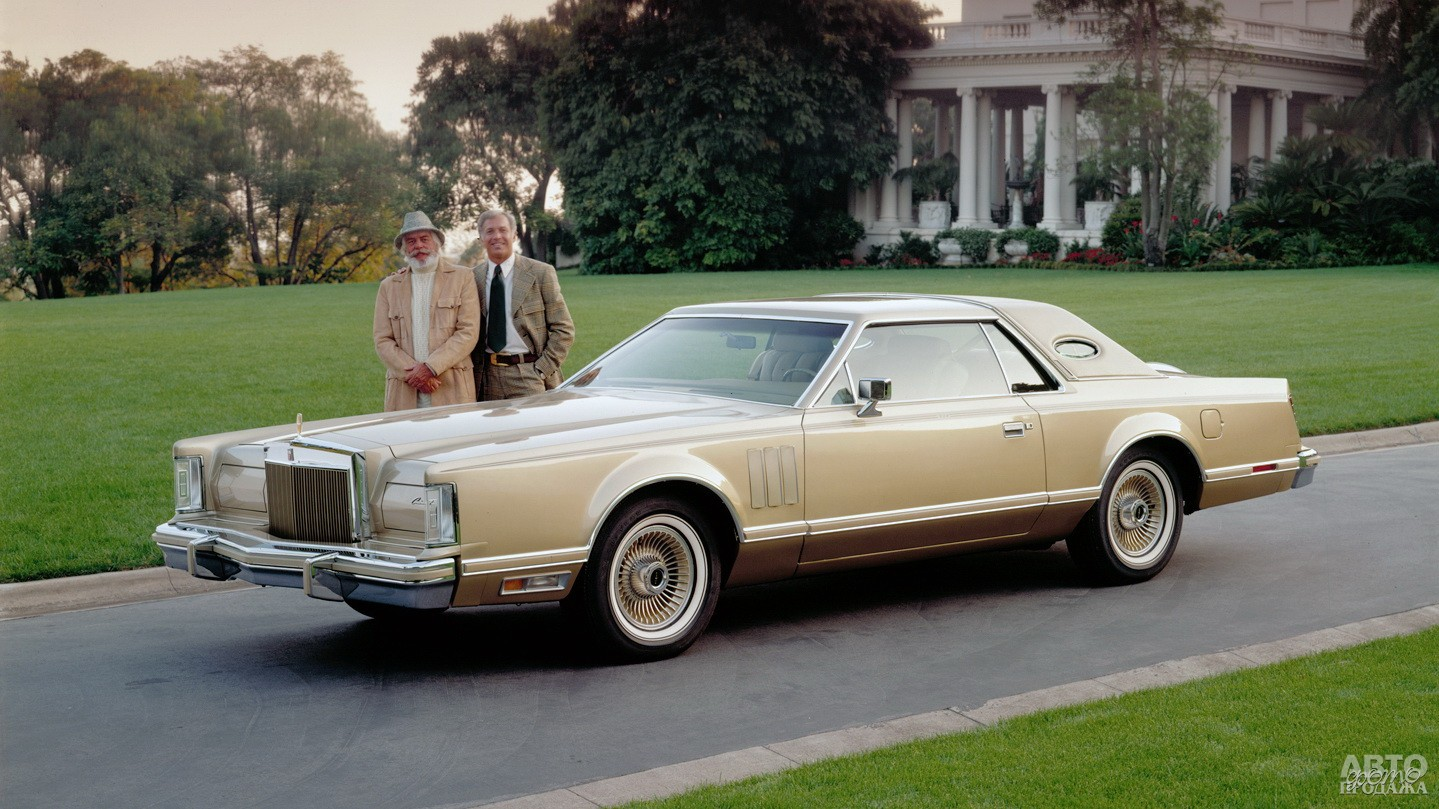 Lincoln Continental 1978 года