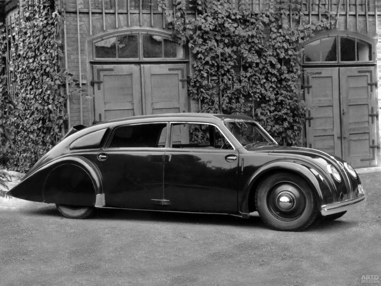 Tatra: мастера аэродинамики